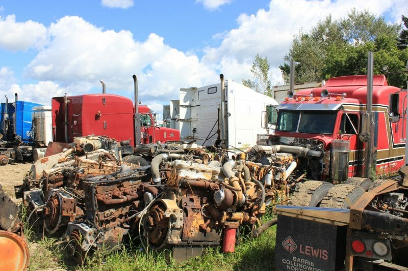 Truck Salvage Wanneroo